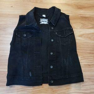 Levi's Jean Vest